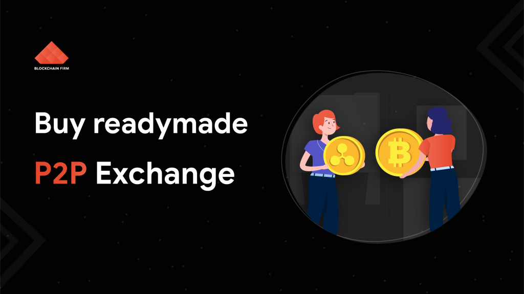 Buy readymade P2P Crypto Exchange