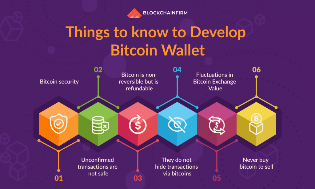how to develo a cryptocurrency wallets