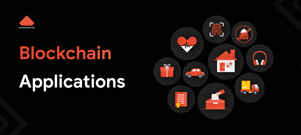 Top 10 Blockchain Application