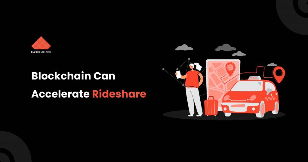 Blockchain in Ridesharing